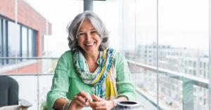 Brenda van Wegen hormonale klachten verminderen