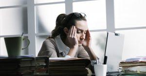 wat doet stress met hormonen Brenda van Wegen